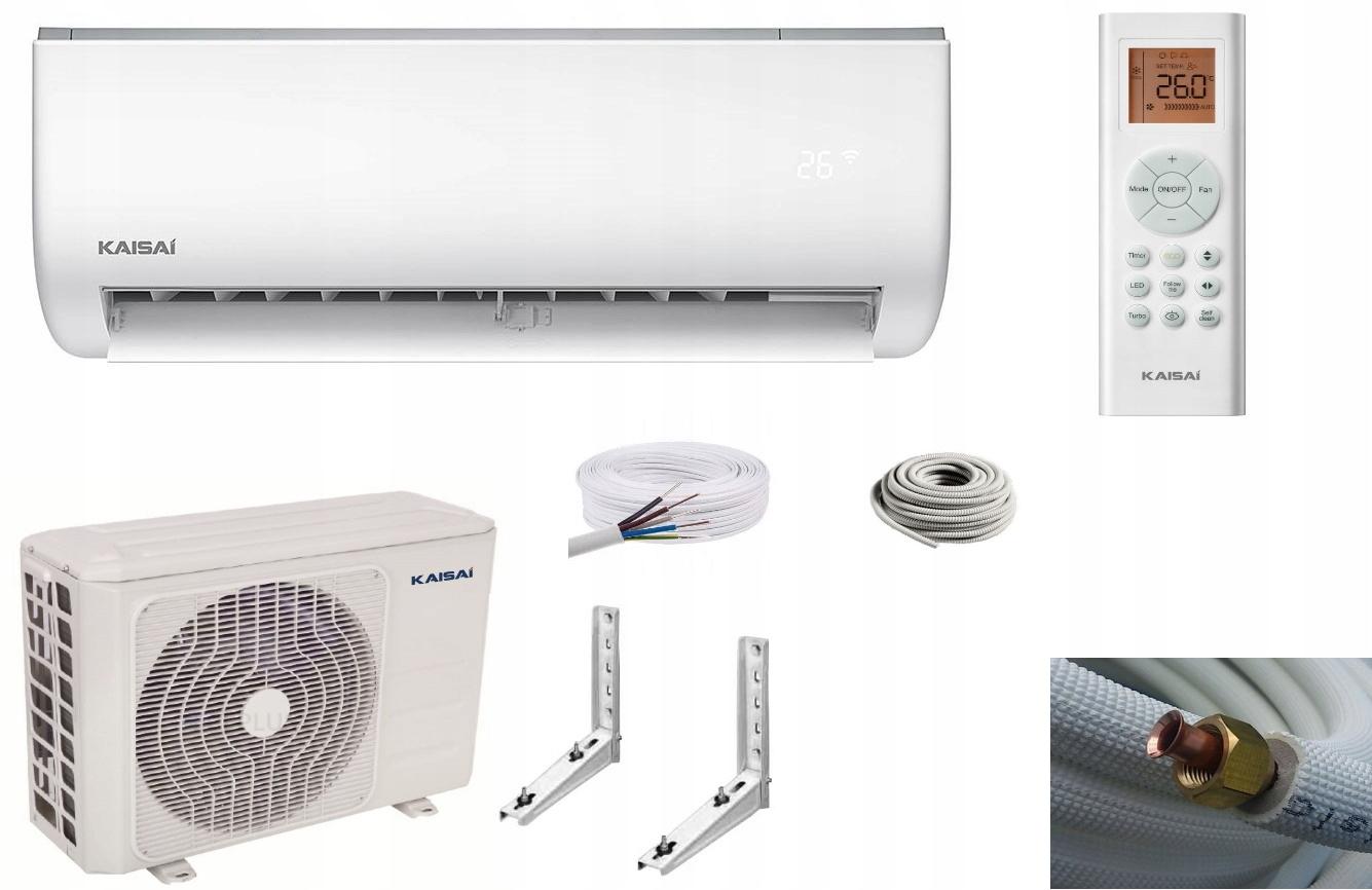 Klimatyzator Kaisai ONE Wi Fi 3,5kW Samodzielny