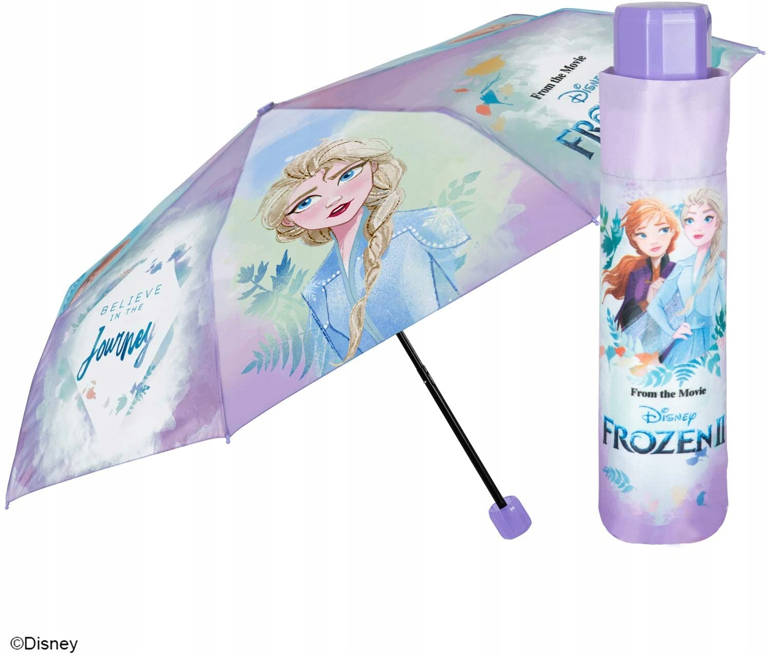 Frozen 2 dáždnik Disney Frozen UMBRELLA