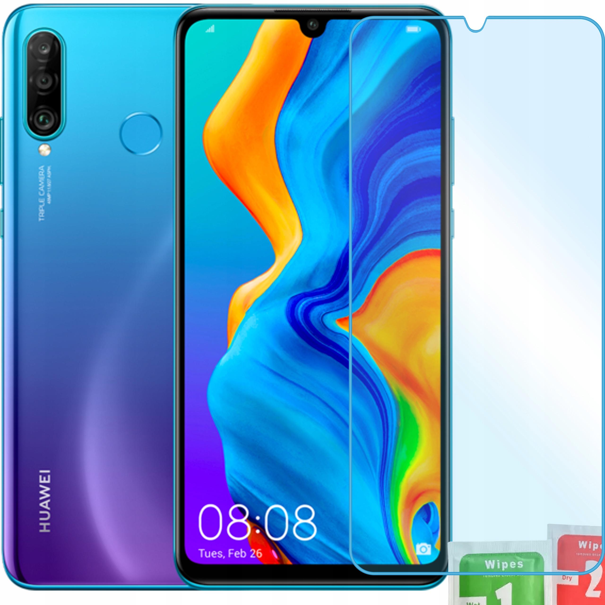 TEMPERERT GLASSGLAS 9H for Huawei P30 Lite