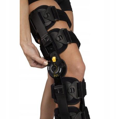 EMO ORTEZA DŁUGA KOLANA DŁUGA Z REGULACJĄ RD2500 Rodzaj orteza kolana