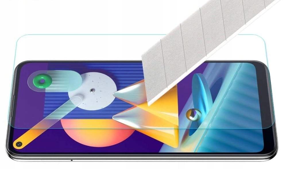 Szkło Hartowane 9H do Samsung Galaxy M11 Szybka Dedykowany model Samsung Galaxy M11