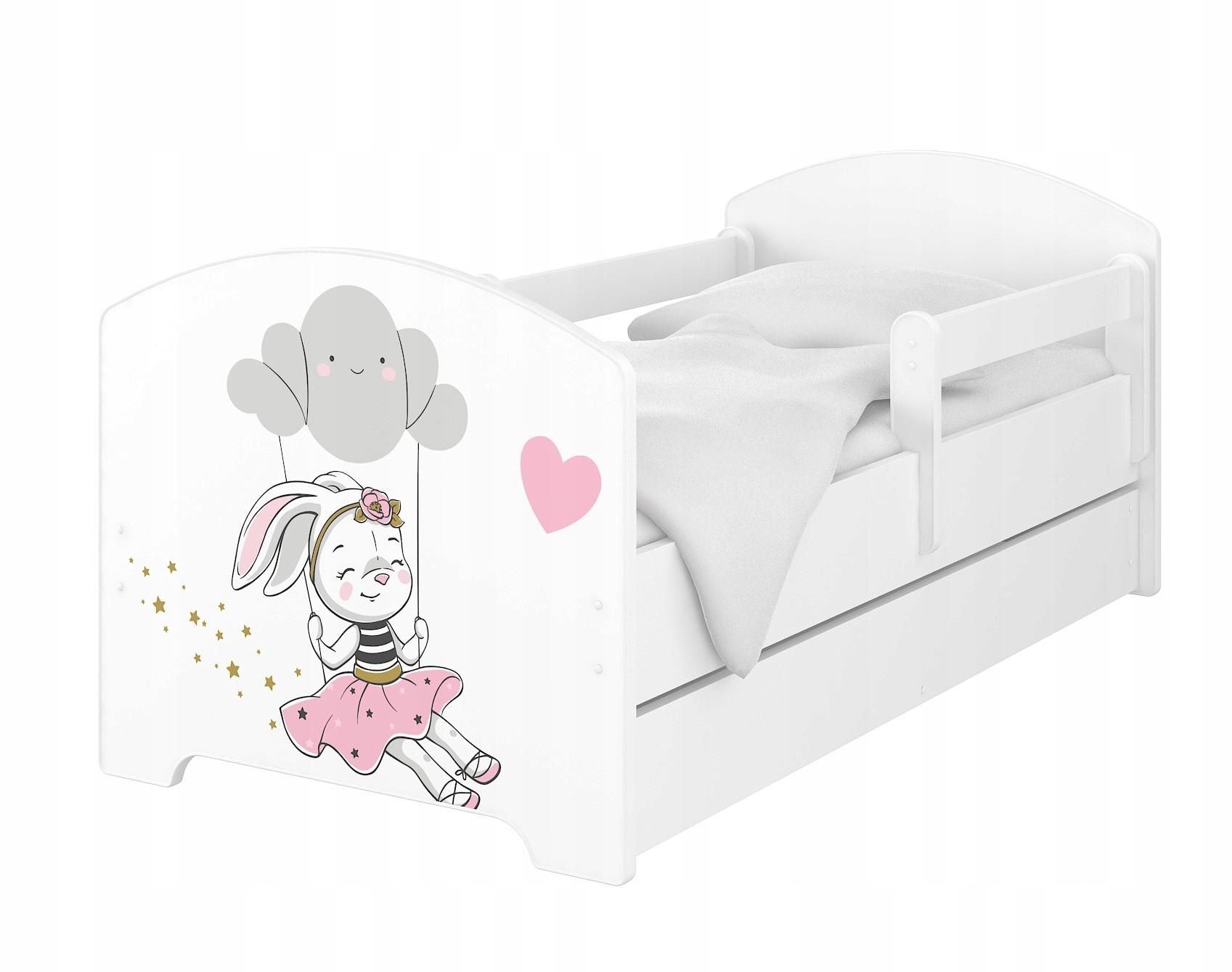 кровать ОСКАР X BABY BOO 160 X 80 ящик