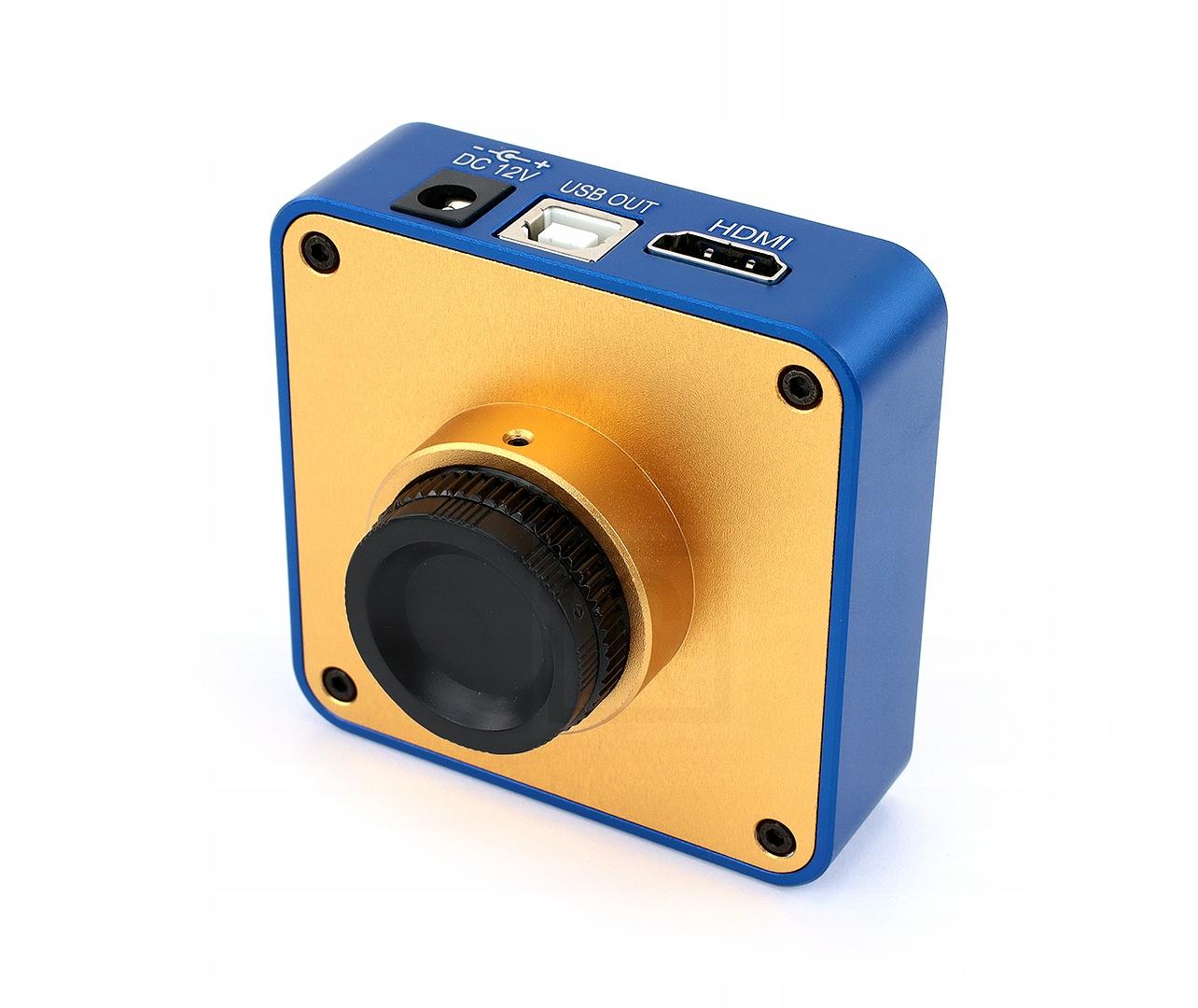Kamera Cyfrowa Do Mikroskopów Full Hd 2.7K DX-480