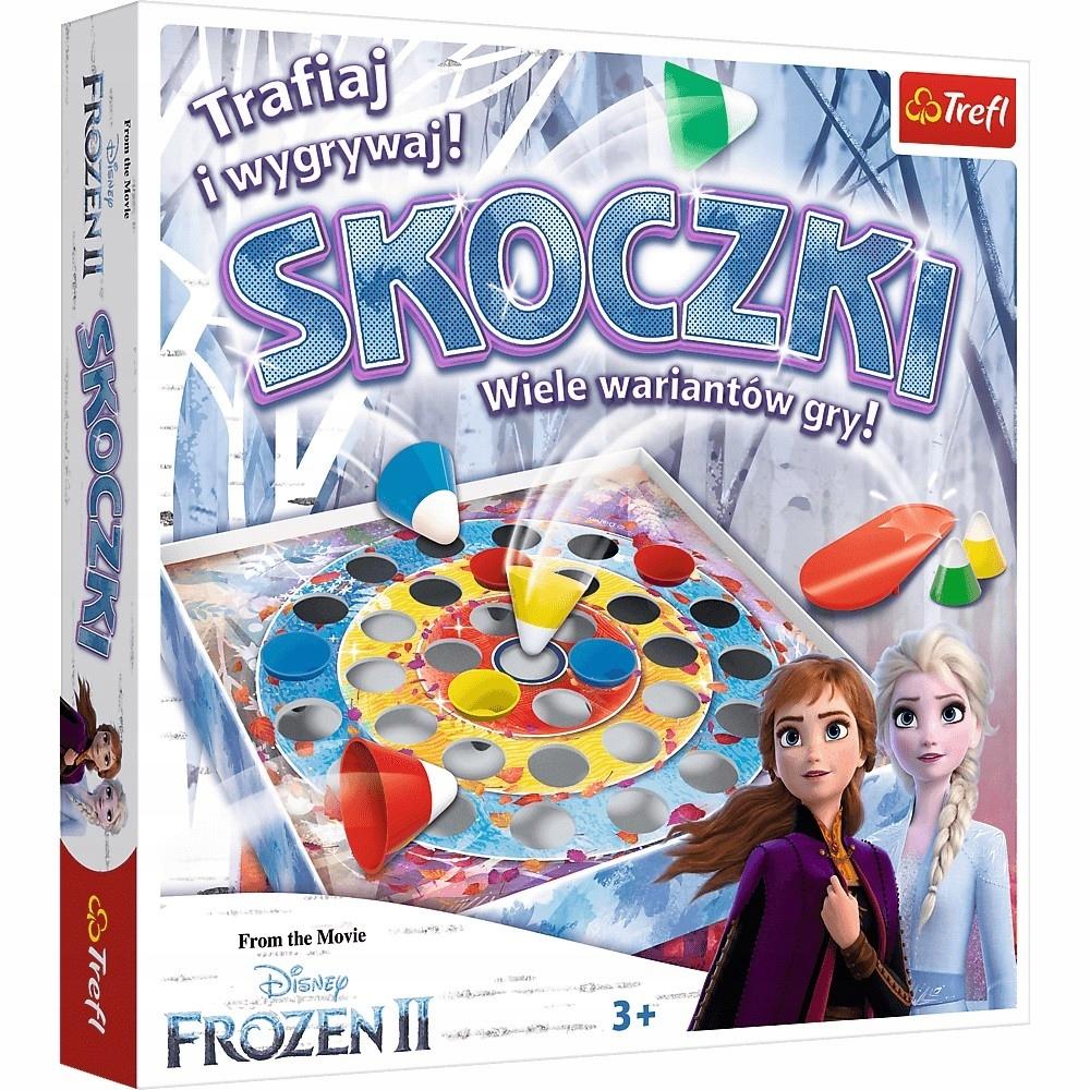Prehrávače hry TREFL Frozen 2
