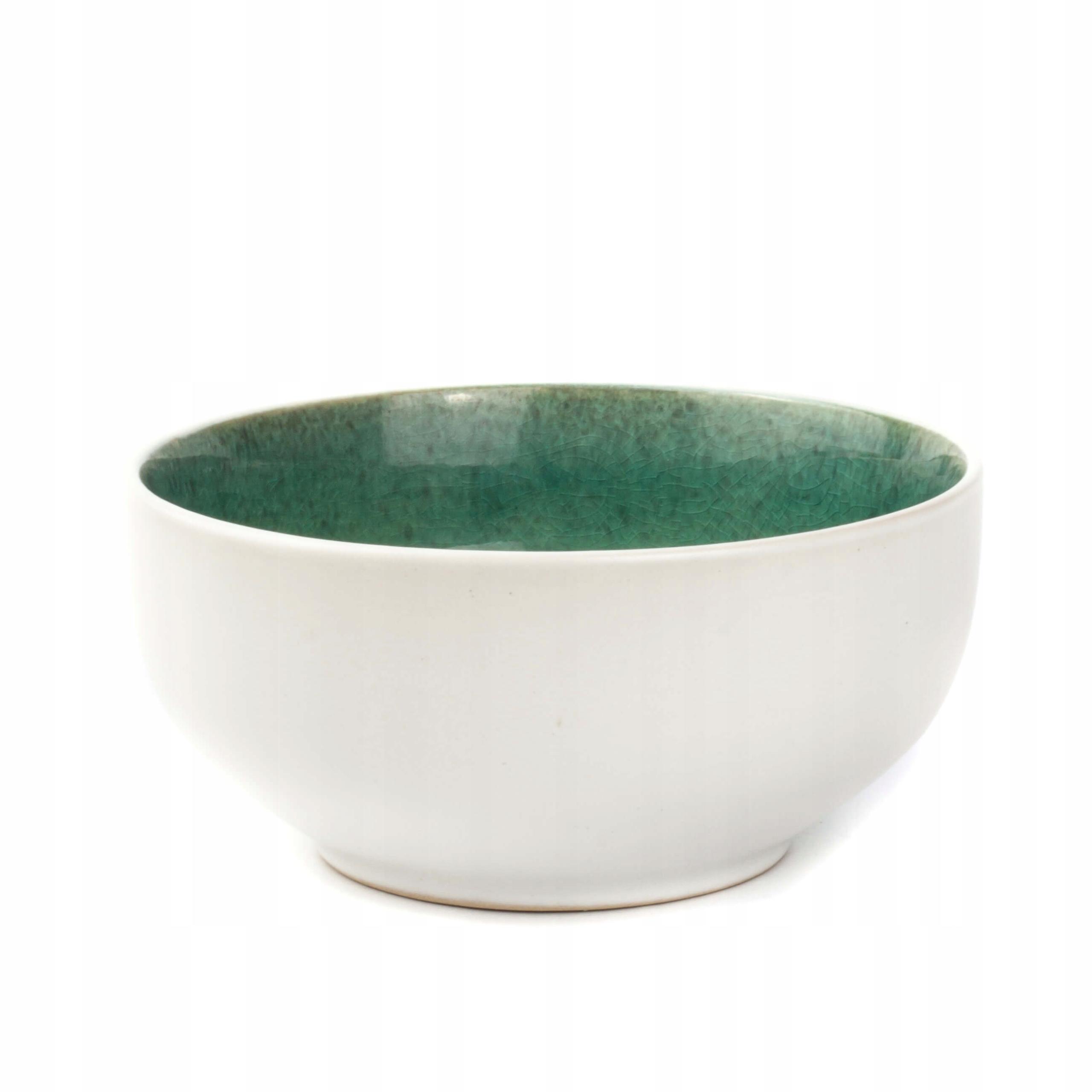 Белая керамическая чаша Laguna