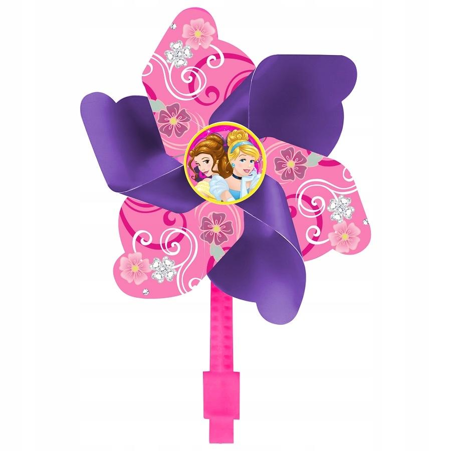Veterný mlyn na volante Princess Princess