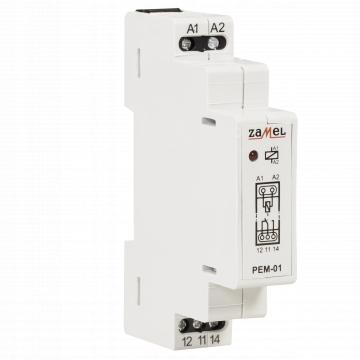 Реле электромагнитное ZAMEL 12V PEM-01/012