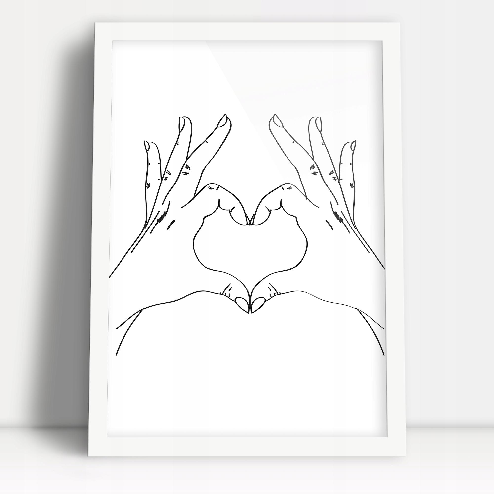 Подарочный плакат для влюбленных для любимого человека А3