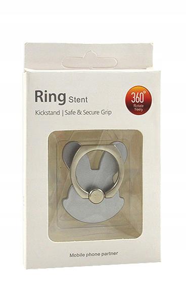 Uchwyt Ring Podstawka Pierścień na Telefon Rodzaj na palce