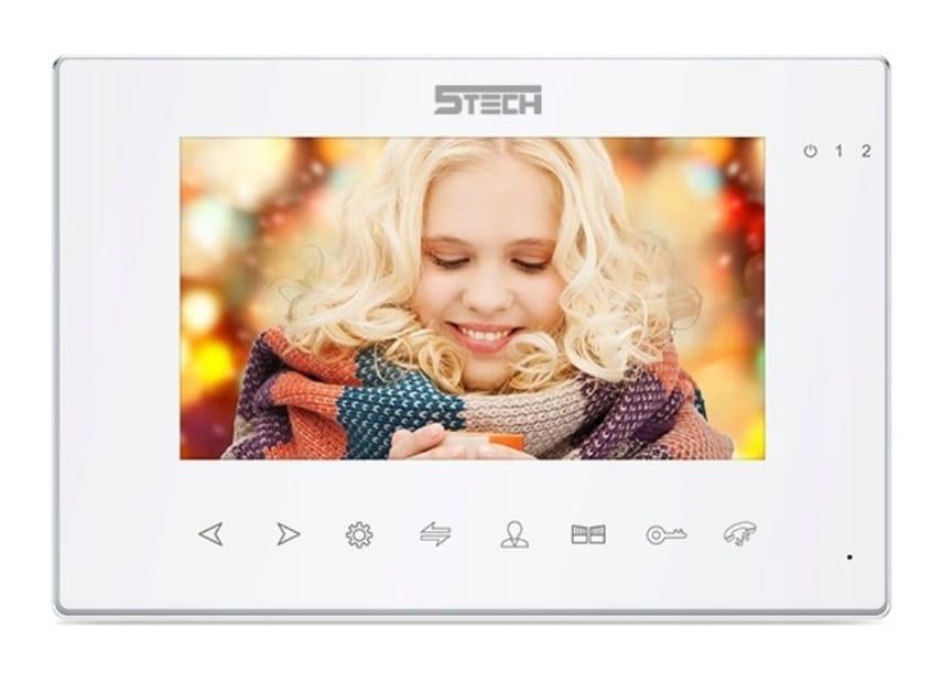 Wideodomofon Videodomofon WiFi 5TECH TELEFON DIN Rodzaj domofonu Jednorodzinny