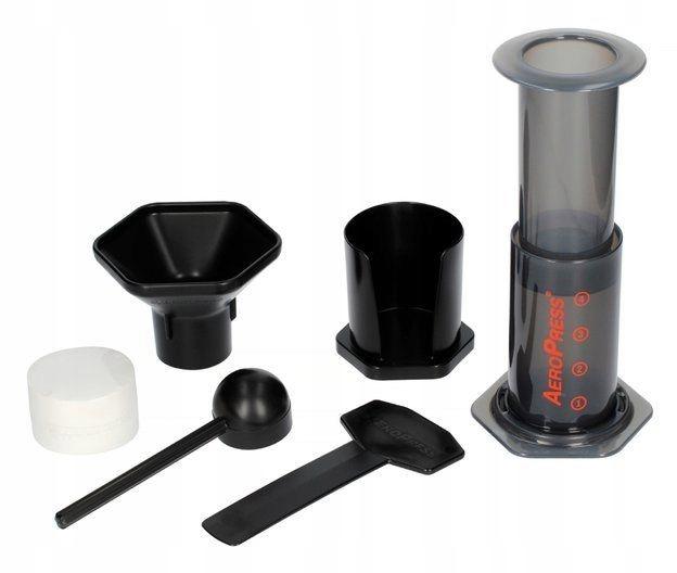 Aeropress AEROBIE - заварка для кофе с фильтрами