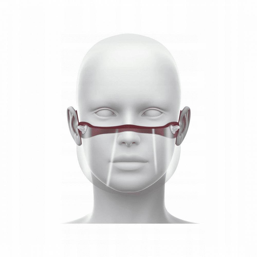 Przyłbica Ochronna maska Osłona na usta i Nos MINI
