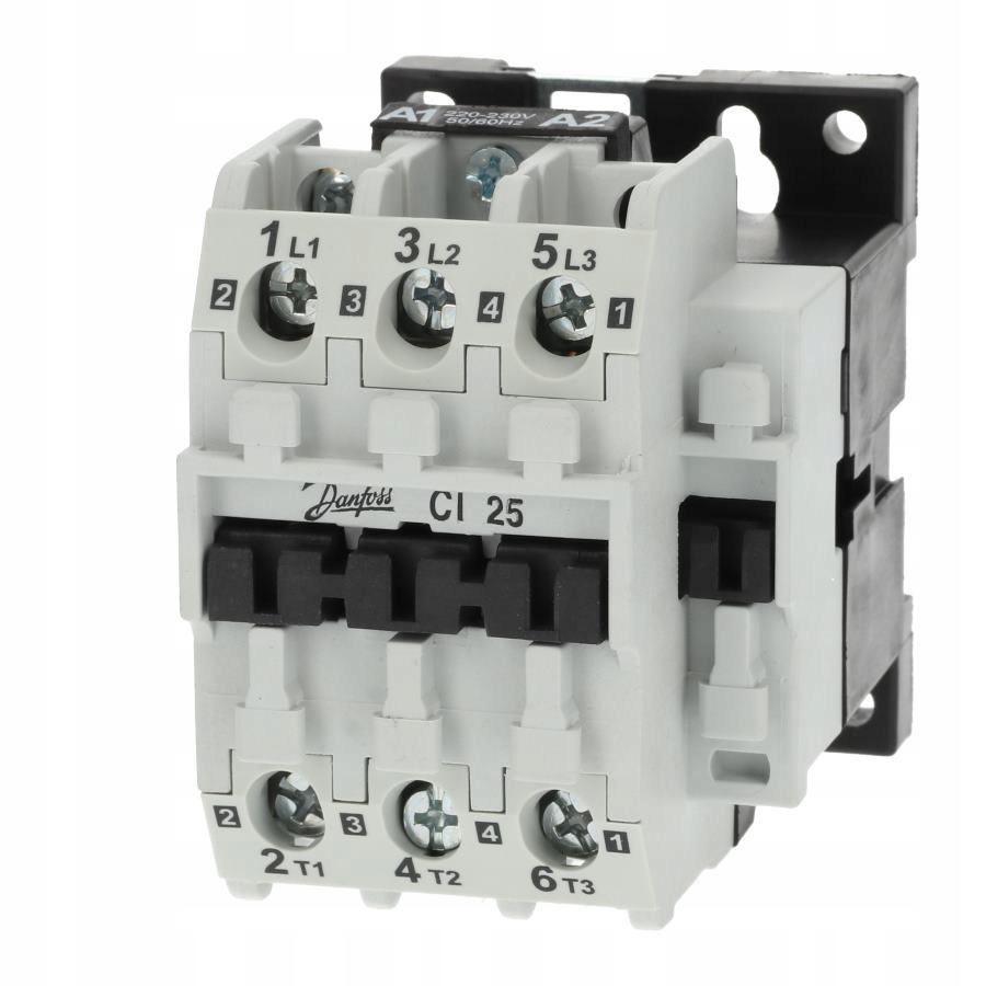 Danfoss Kontakt CI 25, 230V AC, 037H005132