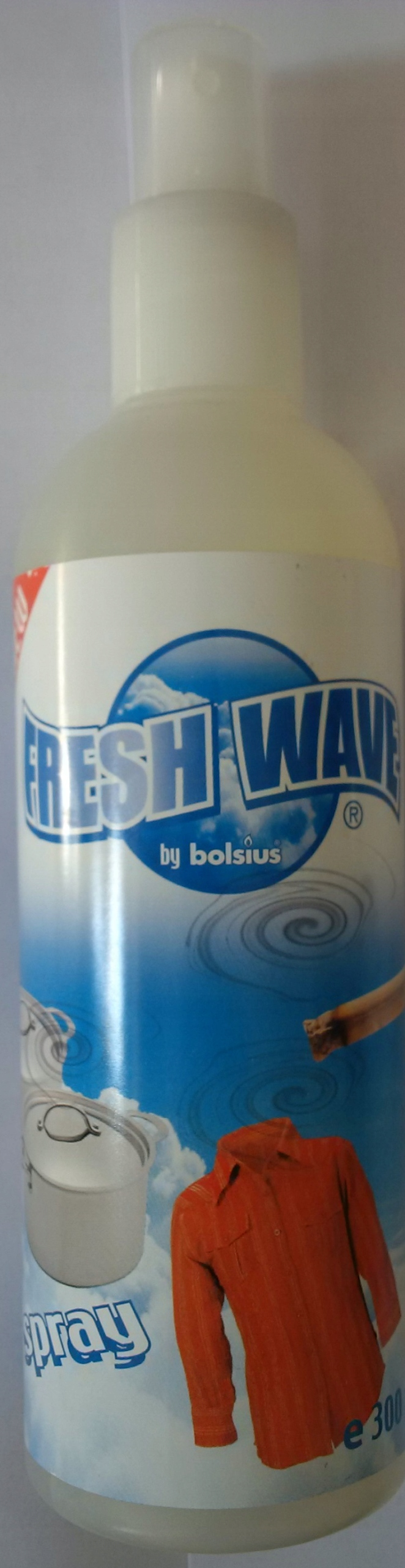 Нейтрализующий спрей BOLSIUS Fresh Wave. ароматы 300мл