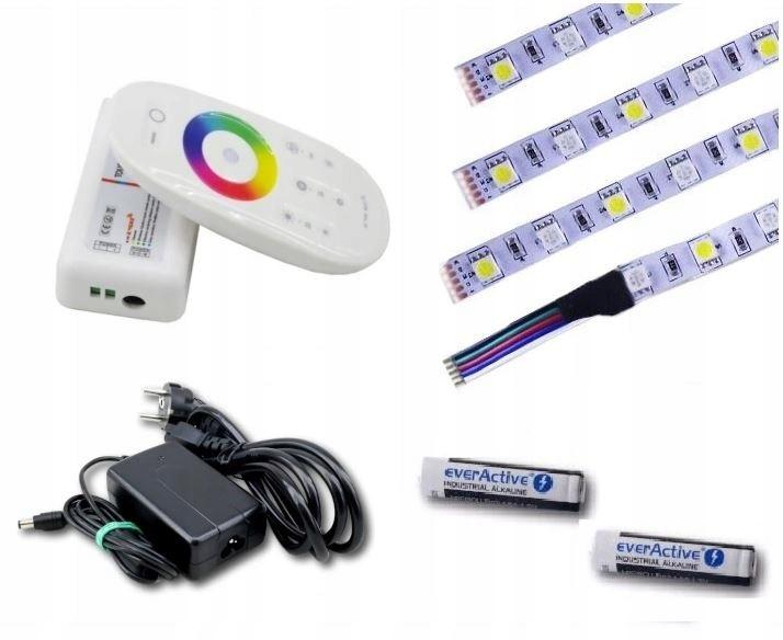Osvetlenie TV LED RGBW Premium MI-LIGHT 49 50 55