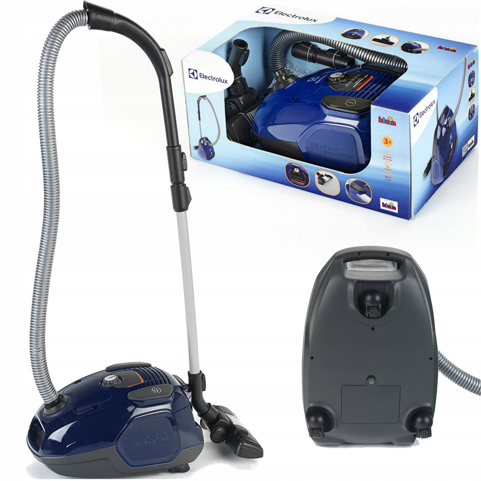 TOY ELECTROLUX VACUUM CLEANER PRE DETI + ZVUK