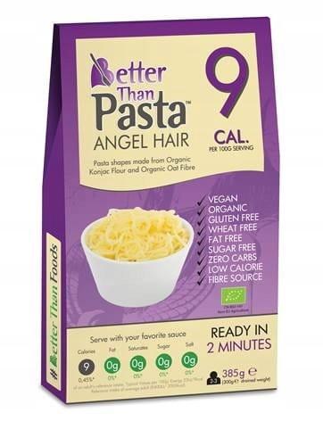Лапша Konjac Noodle Angel Hair б / г BIO 385г