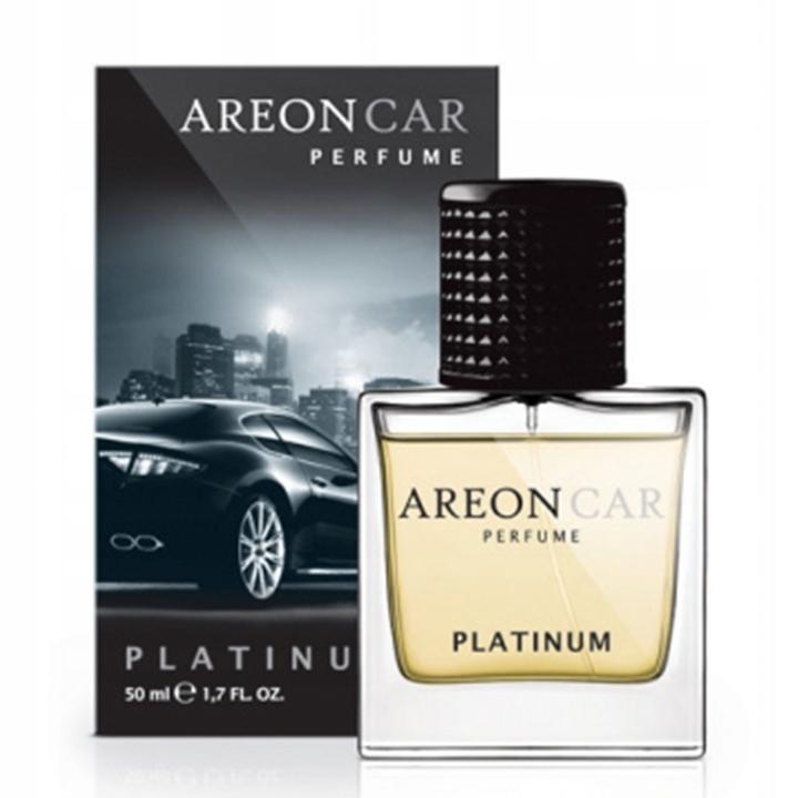 Автомобильные духи AREON Platinum 50ml
