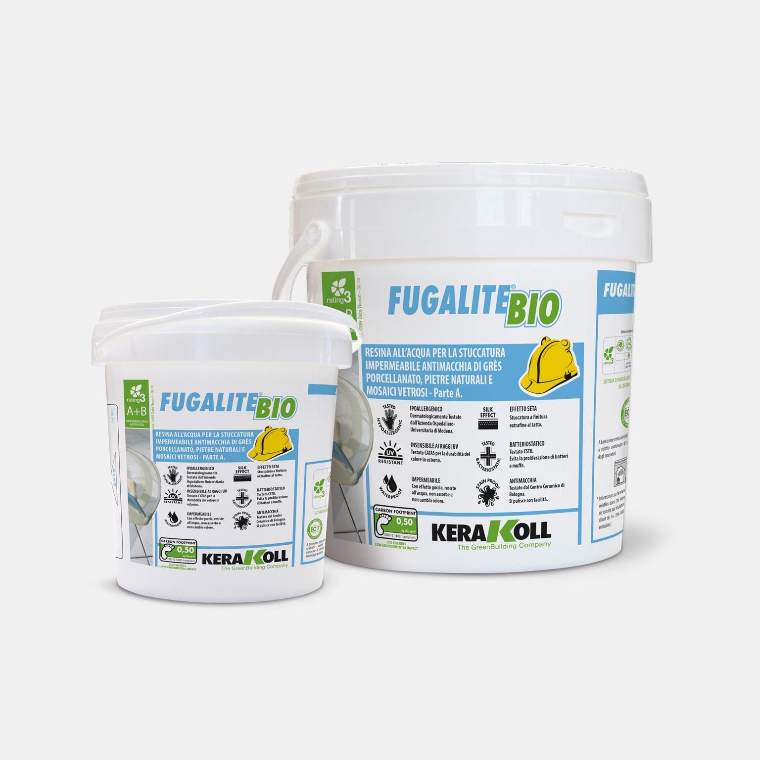 Fuga epoksydowa Kerakoll Fugalite Bio biały 01 3kg