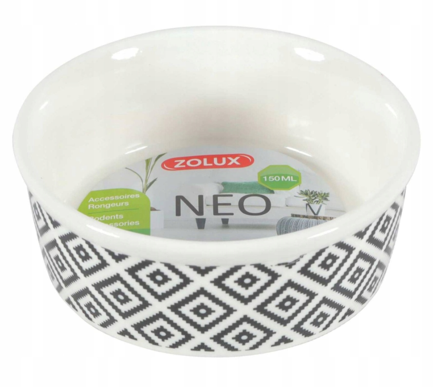 ZOLUX NEO BOWL FOR RODENT HAMMER 150 мл