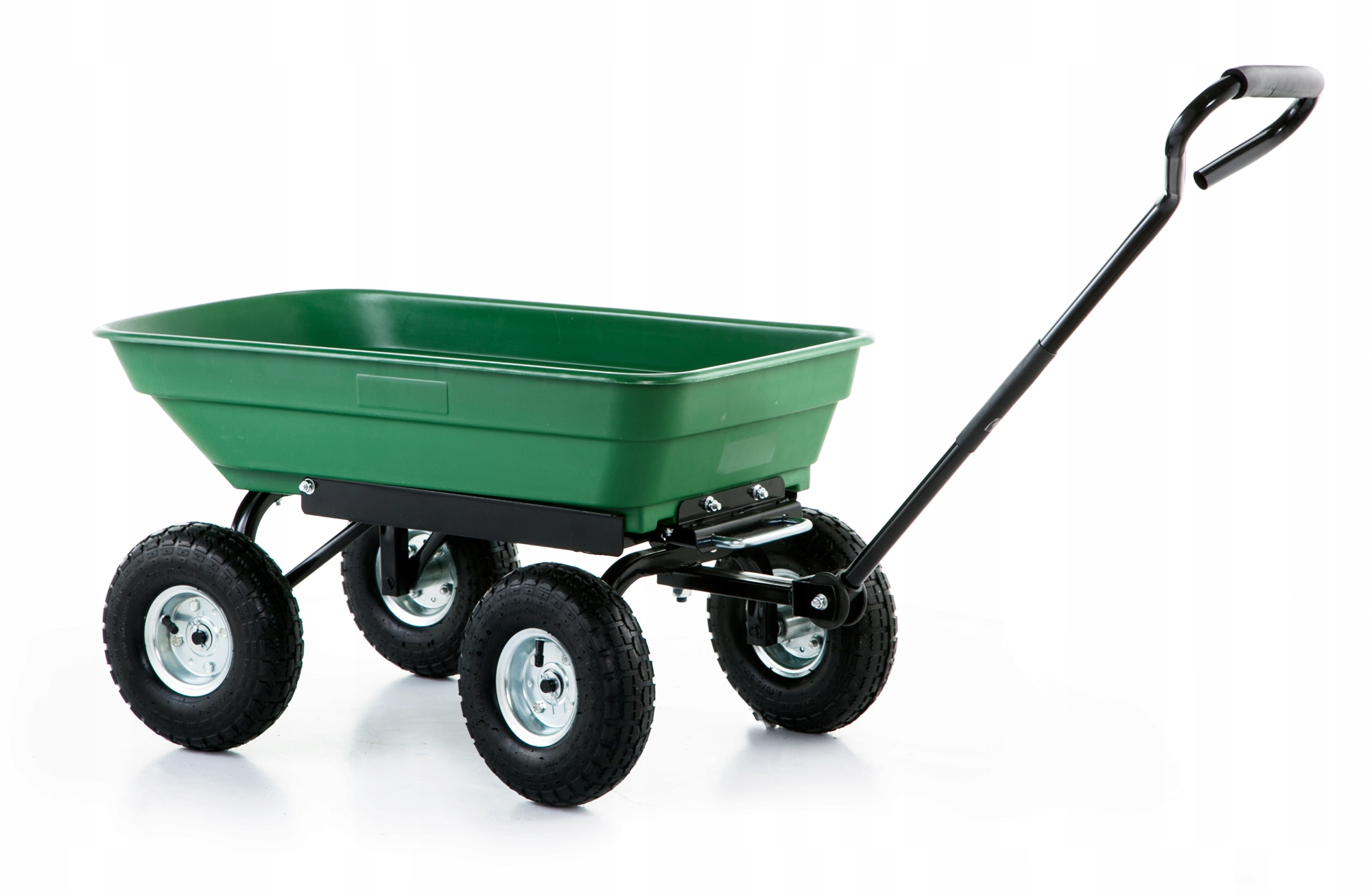 Taczka wózek ogrodowy transportowy wywrotka 350kg Marka Higher