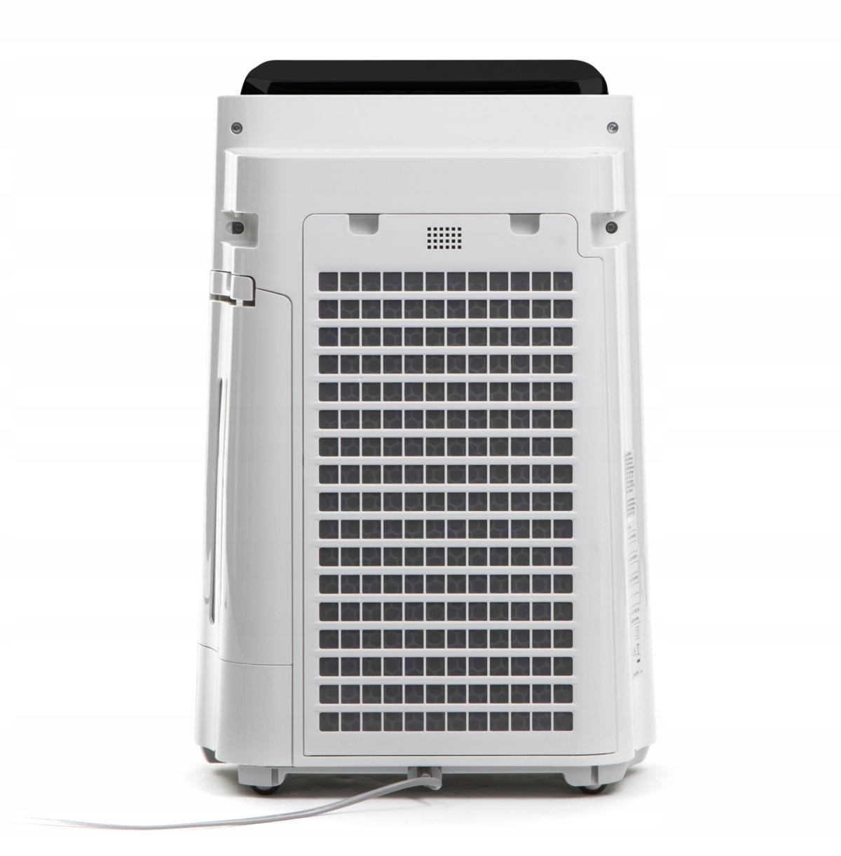 Oczyszczacz powietrza Sharp KC-D40EU-W + nawilżacz Funkcje jonizacja nawilżanie oczyszczanie