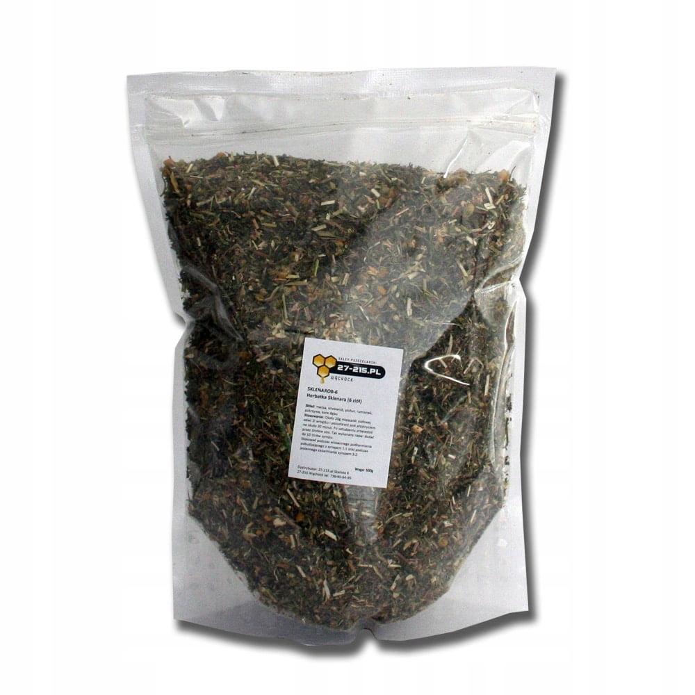 Herbatka Sklenara zioła dla pszczół 500 g