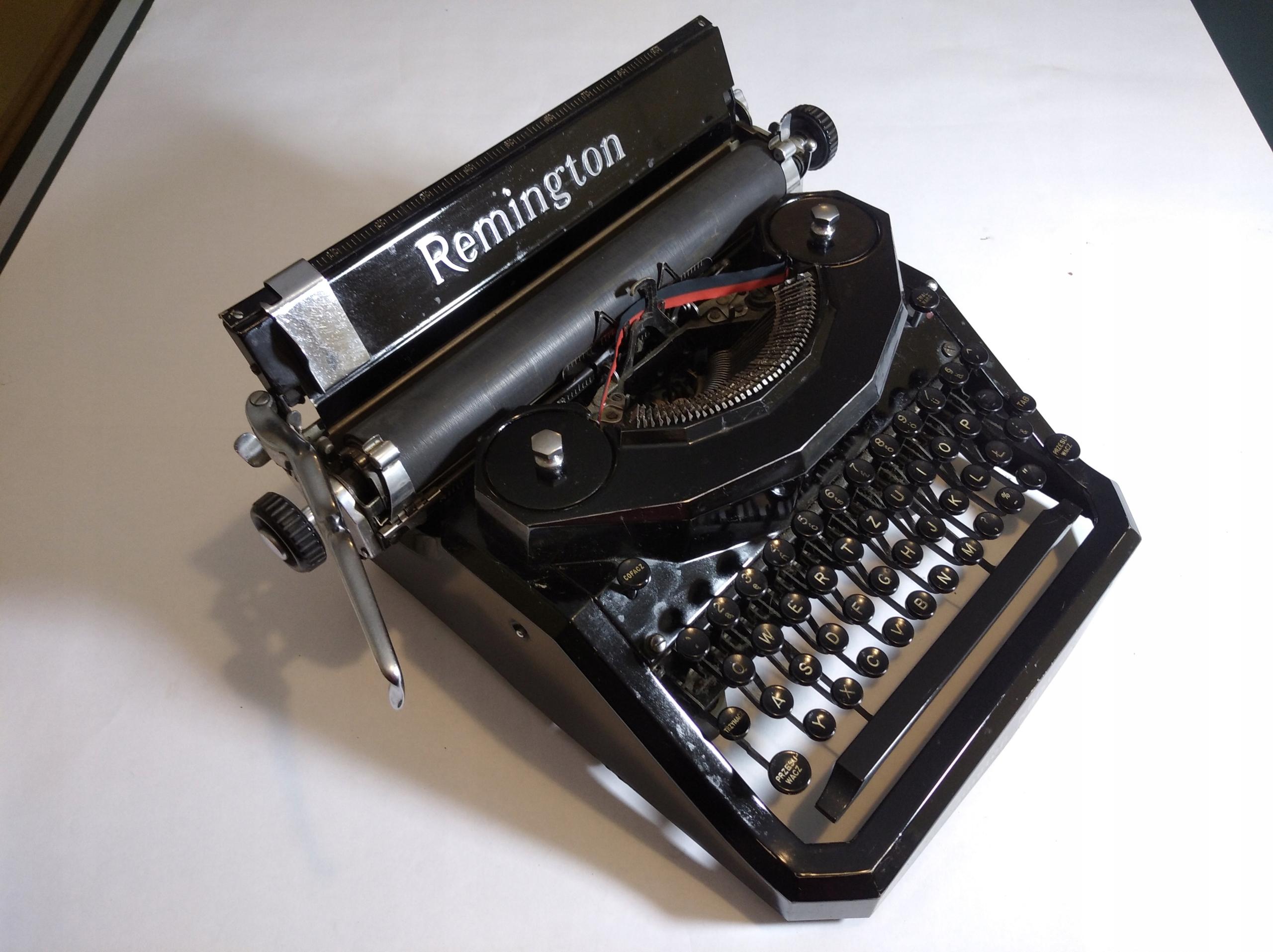 Машинка Remington мод.8 с 1930 г. + бесплатно