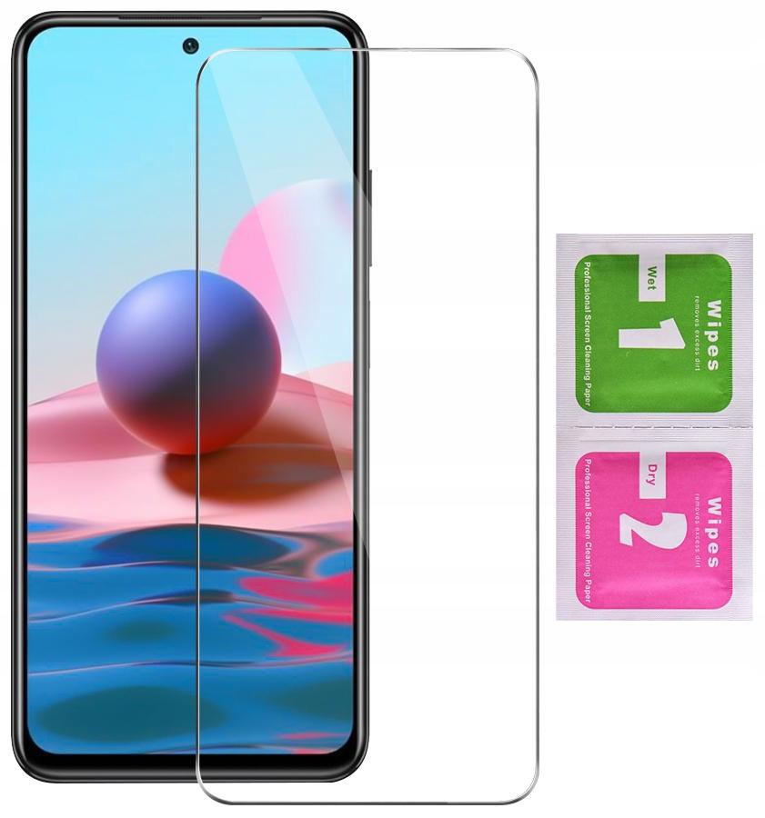 Szkło Hartowane 9H Szybka do Xiaomi Redmi Note 10