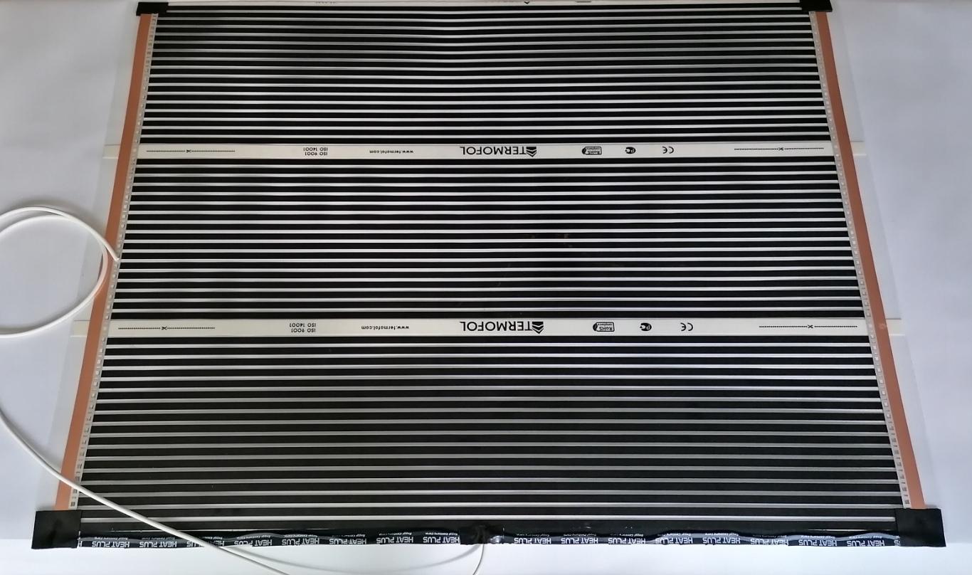 Folia Mata grzewcza pod lustro antypara 100x175 CM