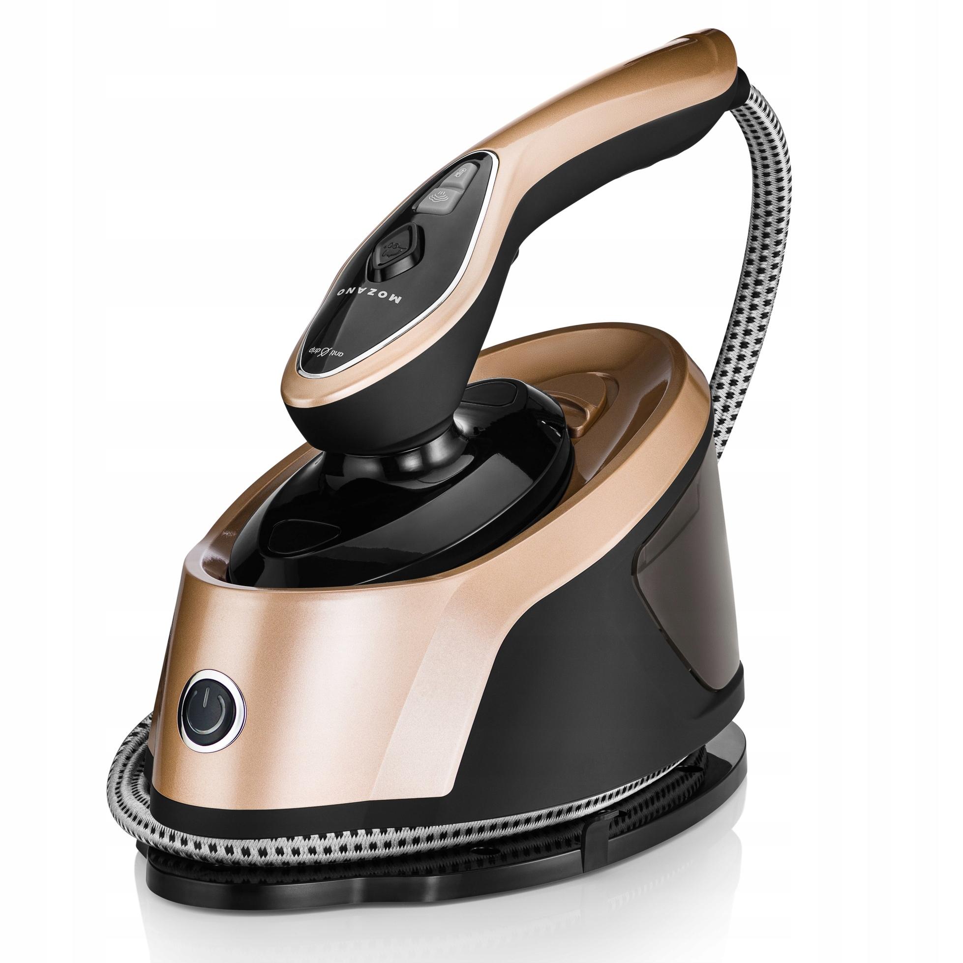 Zelazko Parowe 2w1 Steamer Smart Mozano 2500w 9984028301 Sklep Internetowy Agd Rtv Telefony Laptopy Allegro Pl