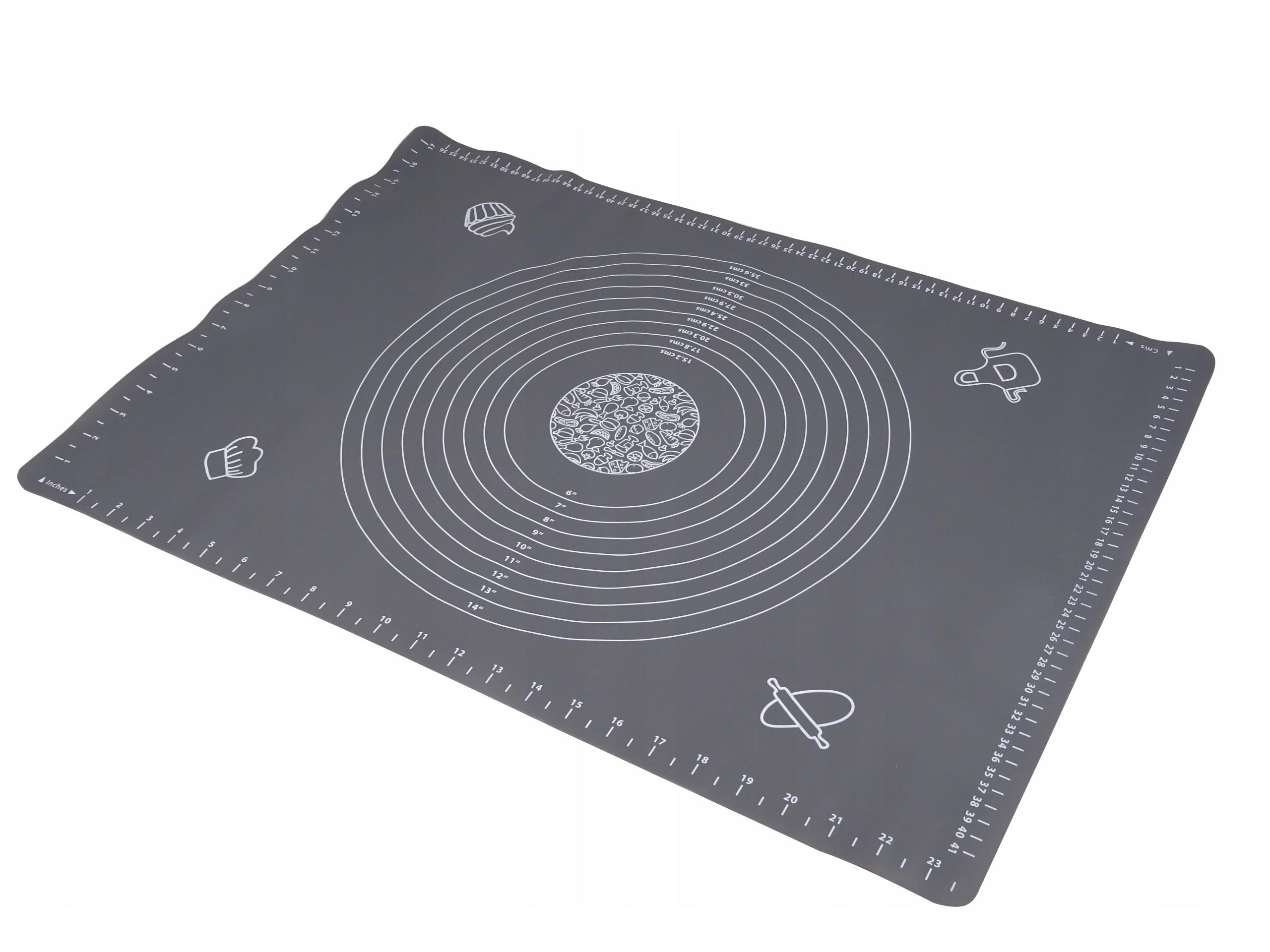 Силиконовый коврик Подушка 64x45см XXL 1537