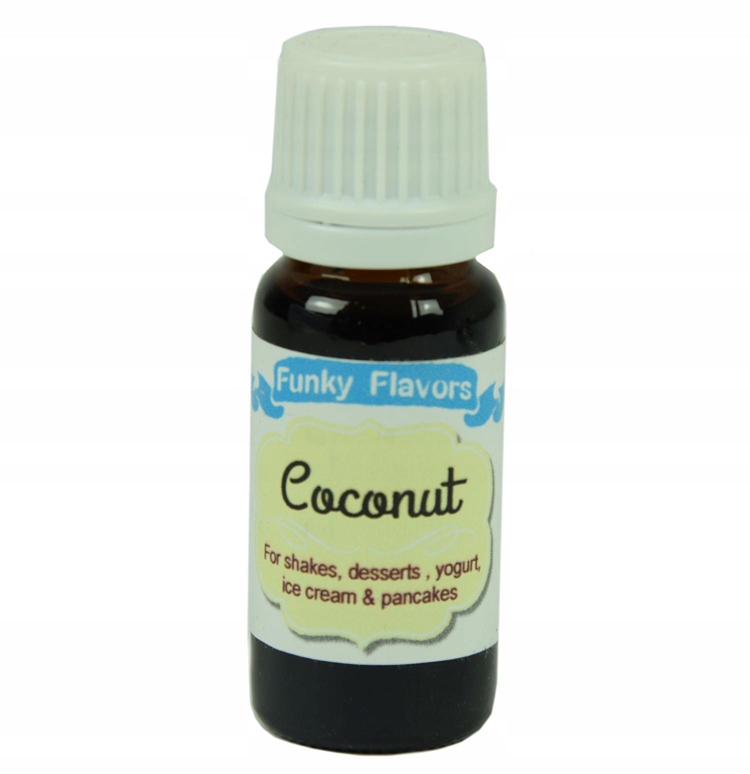 Пищевой ароматизатор Funky Flavors coconut 10 мл
