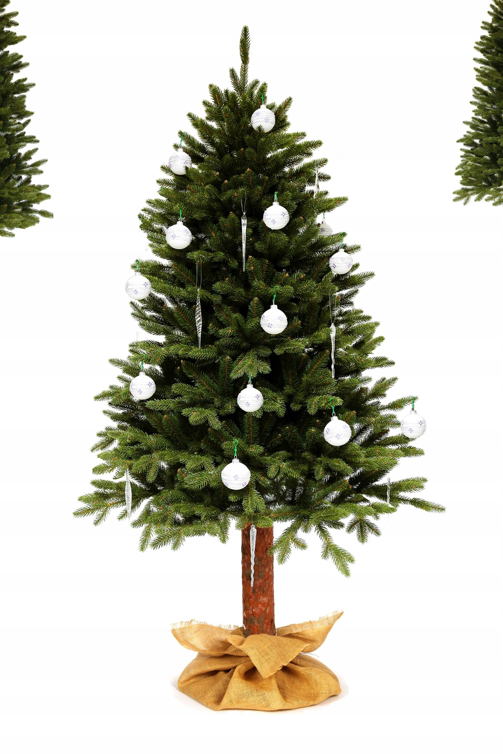 Kmeňový umelý vianočný stromček PRÍRODNÝ SMREK PE 210