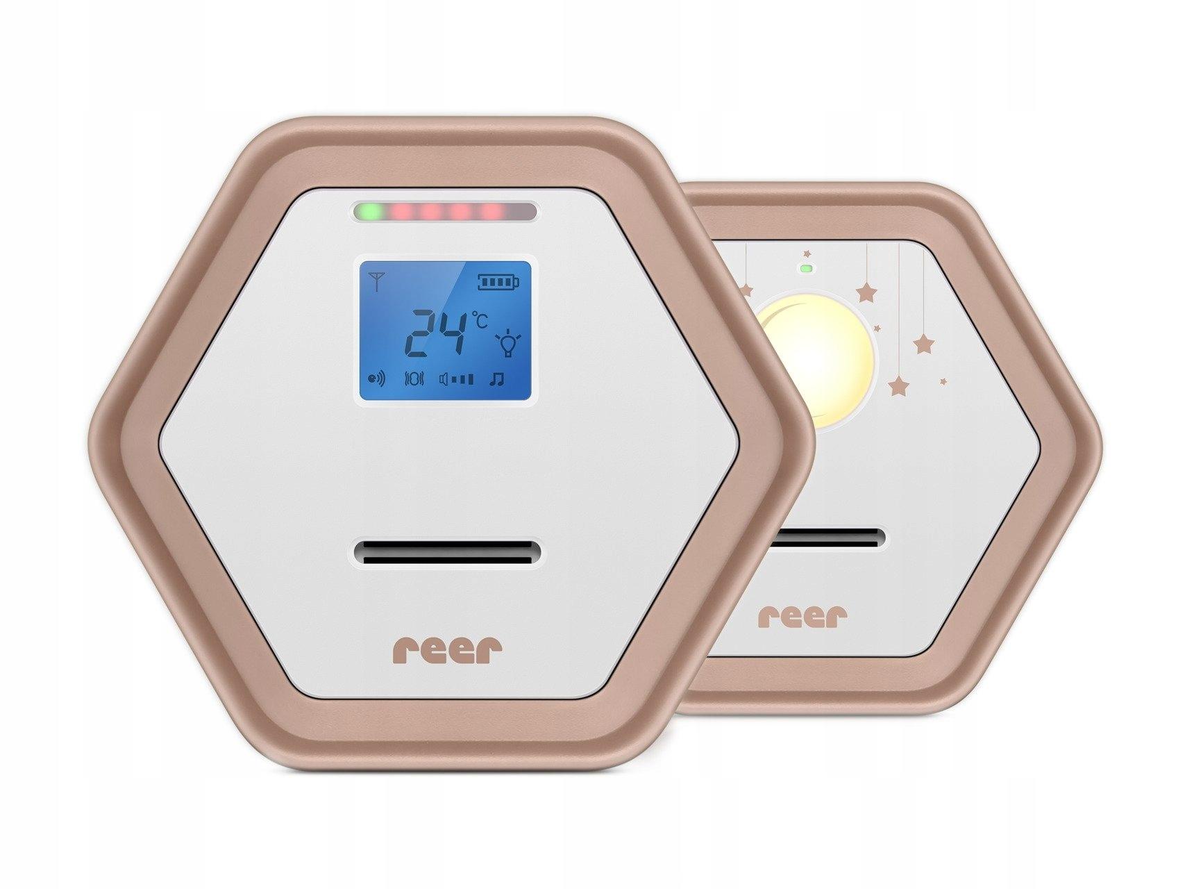 Reer Niania elektroniczna Cyfrowa BeeConnect Plus