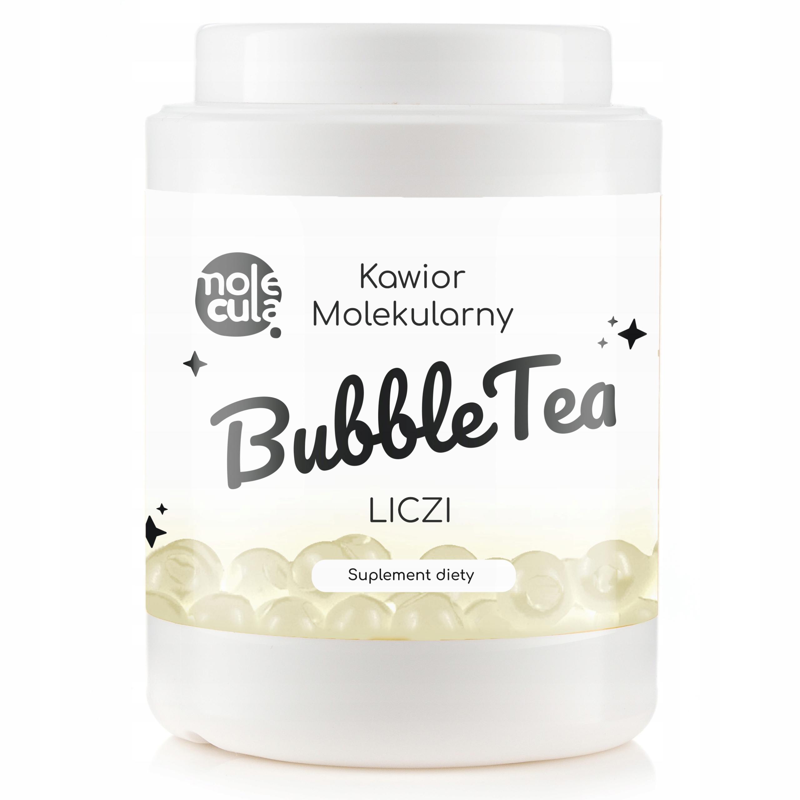 Bubble Tea Balls Molecular Caviar 2 КГ СЧЕТ