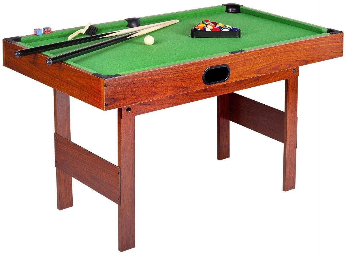 Stół Bilardowy Classic 120 cm, Kije, Bile, akcesor