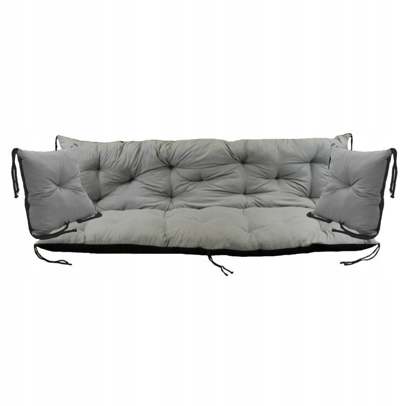 Подушка для качелей 180x60x50 см + 2x40x40