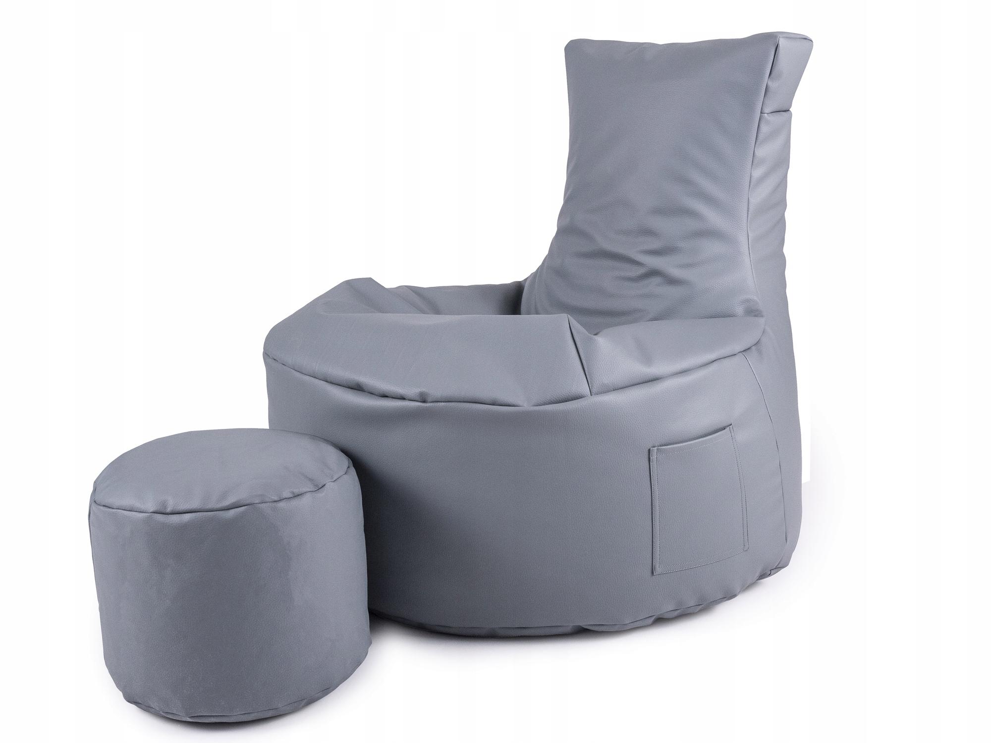 PUFA SAKO XXXL worek fotel pufy siedzisko +GRATIS