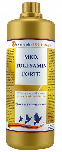 Толлямин форте 1000мл амино-электролиты вит. B
