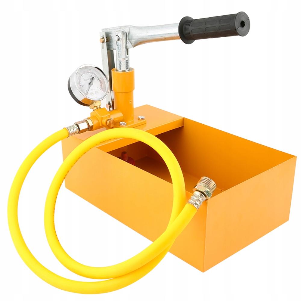 Насос для проверки давления водопровода PPR