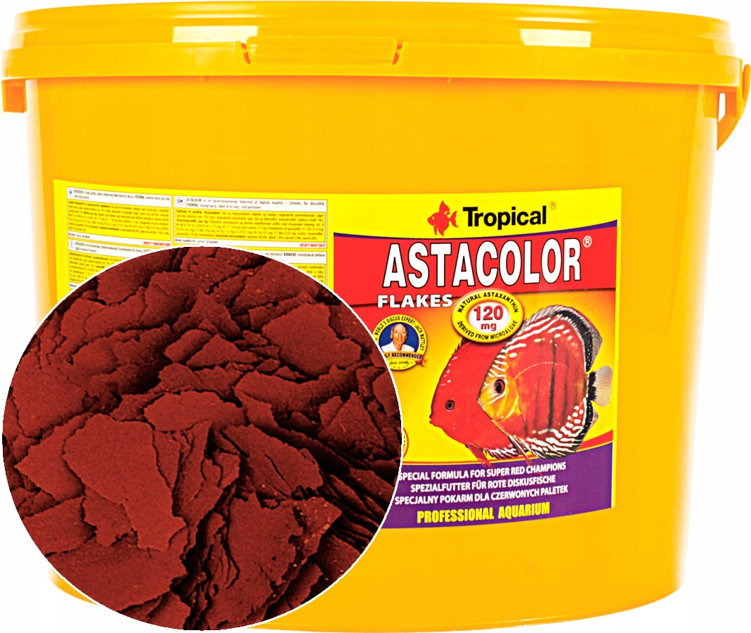 TROPICKÉ Astacolor 2 kg/10 L Potravín