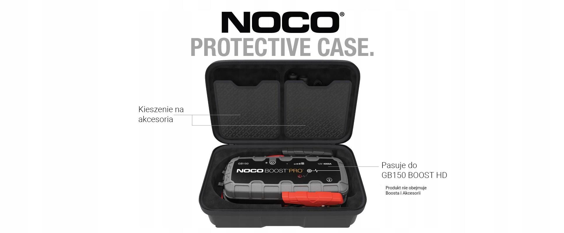 Купить NOCO GBC015 Boost Pro EVA Etui Ochronne GB150 Case на Otpravka - цены и фото - доставка из Польши и стран Европы в Украину.