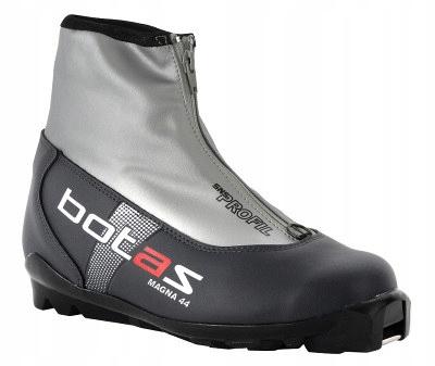 Topánky pre beh na lyžiach, BOTAS MAGNA SNS veľkosť.42 (26 cm)