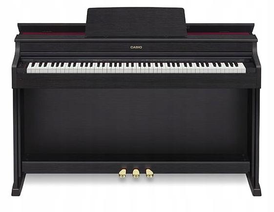 Casio AP-470BK Celviano Digitálne klavír MontażBeRe
