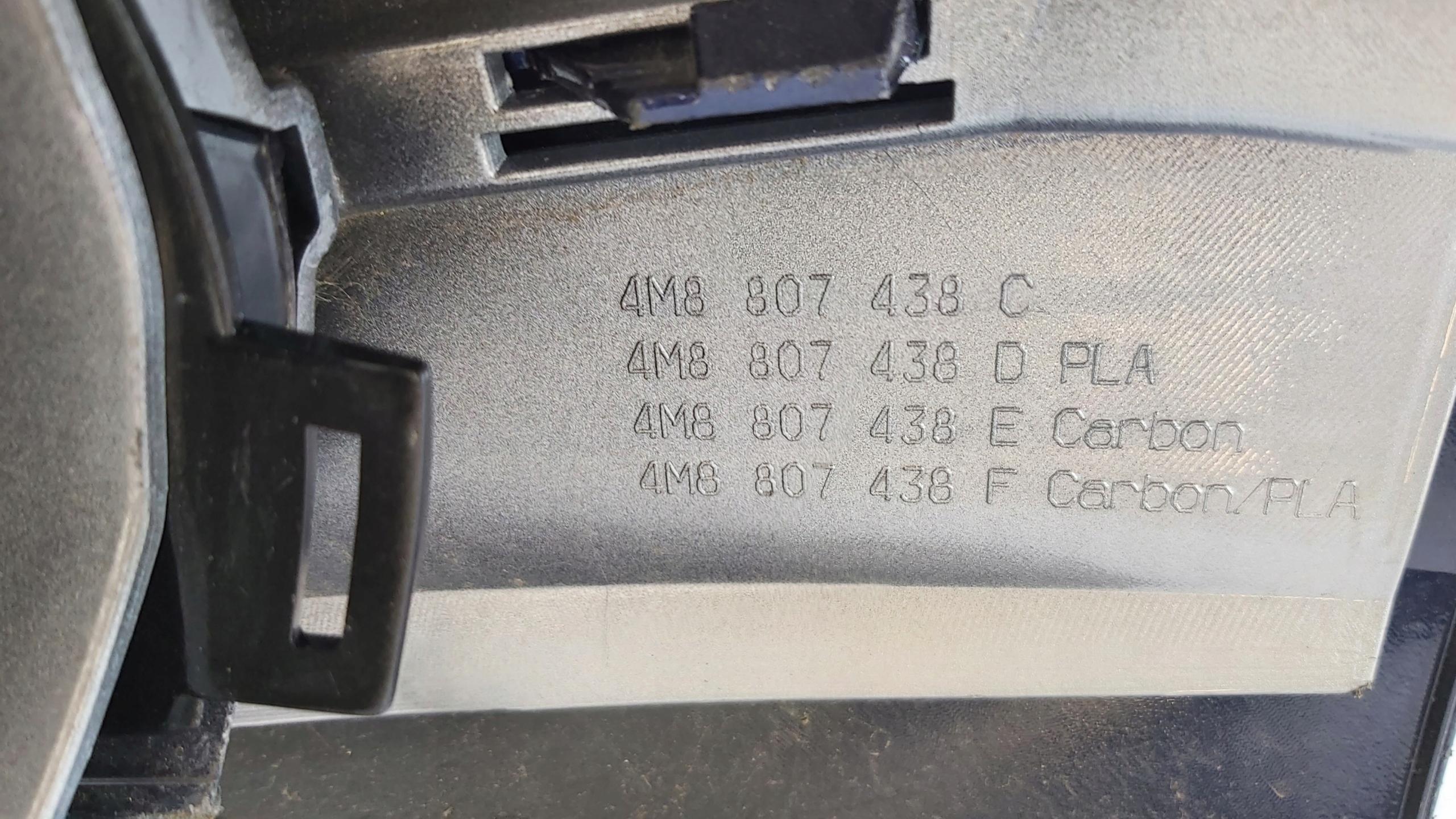 audi rsq8 rs-q8 бампер перід sq8 4x pdc, фото