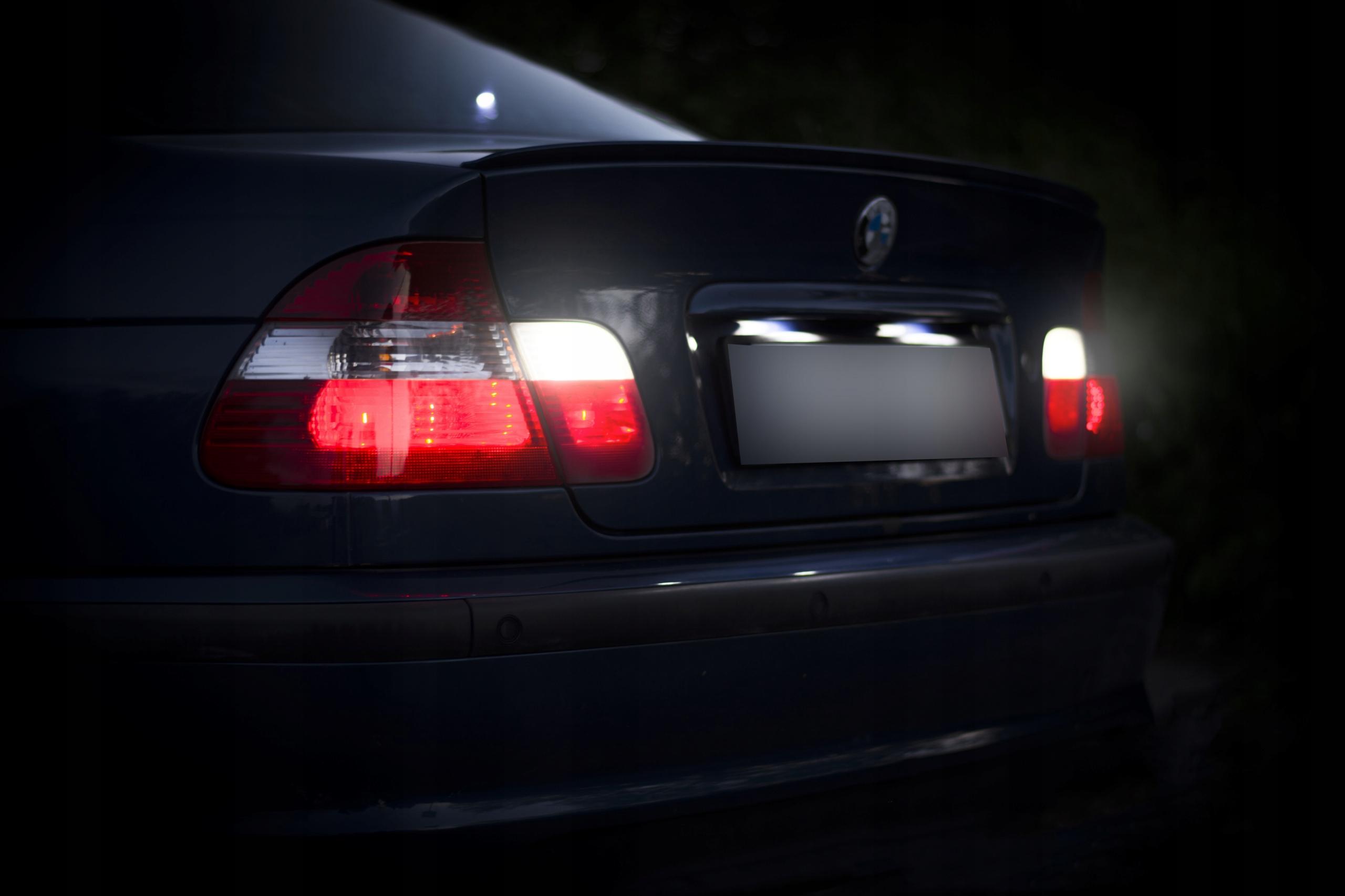 P21W 1156 LED - 6 SMD 3030 - BA15S - WSTECZNE LEDY Rodzaj LED