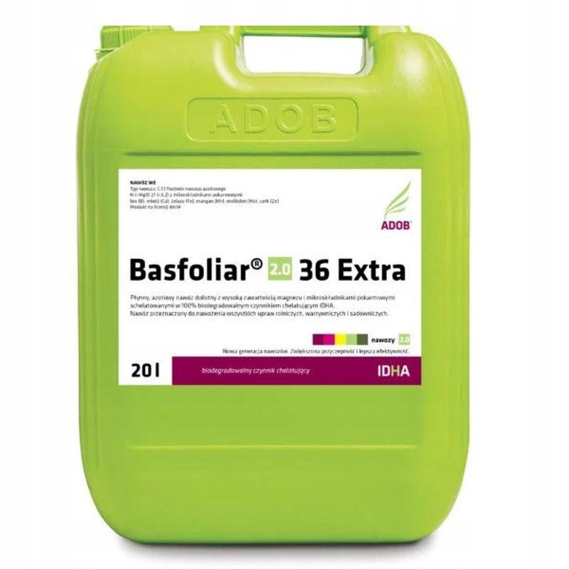 ADOB Басфолиар 2.0 36 Экстра внекорневое удобрение 20л