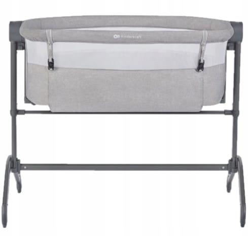 Kinderkraft Детская кроватка BEA Grey