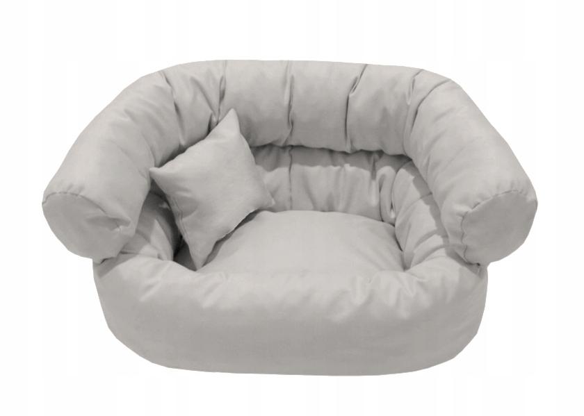 Кровать для маленькой собаки кресло-кошка 50x40 YORK k03